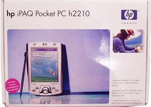 HP h2210 пока еще в коробке…