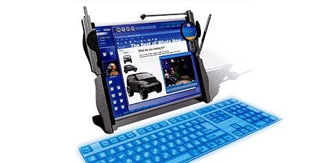 Маленький телефон-компьютер-коммуникатор во всей своей раскладной красе