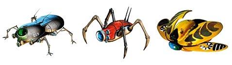 Миниатюрные механические насекомые будут незаметно и постоянно работать над улучшением нашей жизни. Или над ухудшением